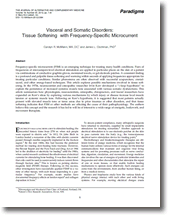 Visceral and Somatic Disorders