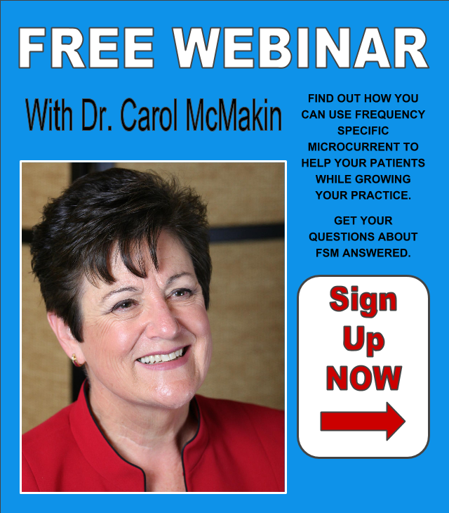 Frequency Specific Microcurrent Webinar