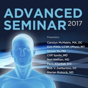2017 Advanced Seminar MP3 Front Cover Square